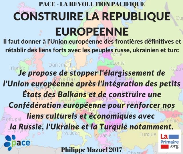 Frontières UE