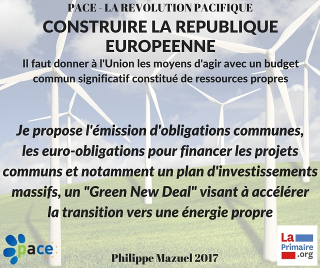 green new deal repu euro